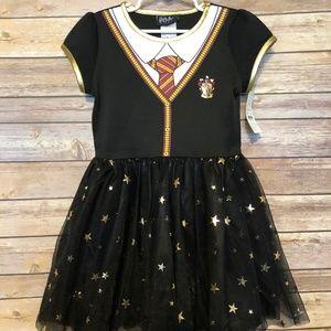Harry Potter Short Sleeve Dress Size 6/6X